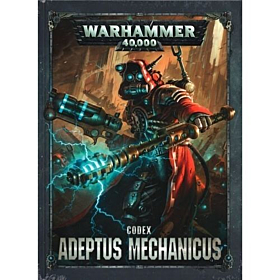 Codex - Adeptus Mechanicus (Ingles)