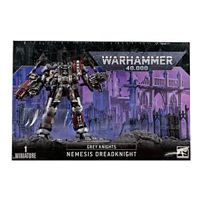 WH40K - Grey Knights Nemesis Dreadknight