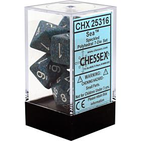 CHESSEX - Dados Poliedricos Sea