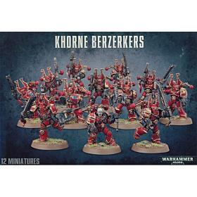 WH40K - Khorne Berzerkers