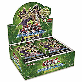 Yu-Gi-Oh! - Speed Duel Arena of Lost Souls Booster Box c/36 Packs