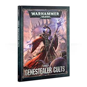Codex - Genestealer Cults (Ingles)