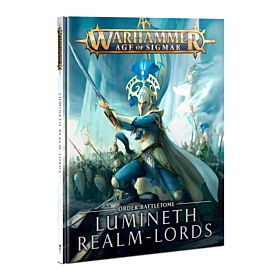 Libro - WHAOS Battletome Lumineth Realm-Lords 2 (Inglés)