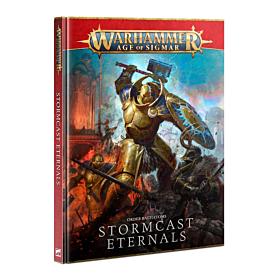 Libro - WHAOS Order Battletome Stormcast Eternals (Ingles)