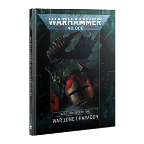 Libro - WH40K War Zone Charadon – Act II: The Book of Fire (Inglés)