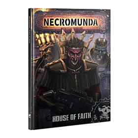 Libro - Necromunda House of Faith (Inglés)