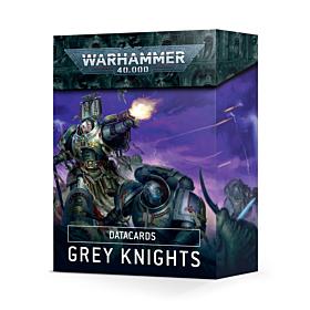 CARTAS - WH40K Datacards Grey Knights (Inglés)