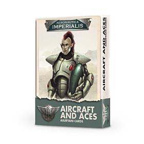 CARTAS - Aeronautica Imperialis Aircraft and Aces Asuryani (Inglés)