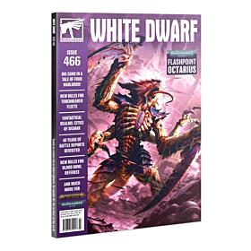 Revista - White Dwarf  Julio 2021 (Inglés)