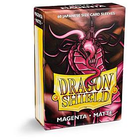 Dragon Shield - Micas Small JPN Size Magenta Matte c/60