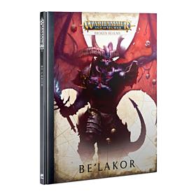 Libro - WHAOS Broken Realms: Be'Lakor (Inglés)