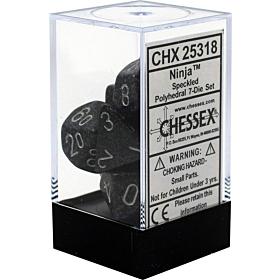 CHESSEX - Dados Poliedricos Ninja