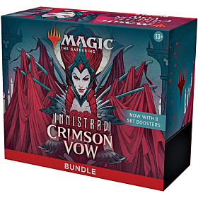Magic the Gathering - Innistrad Crimson Vow Bundle (Inglés)