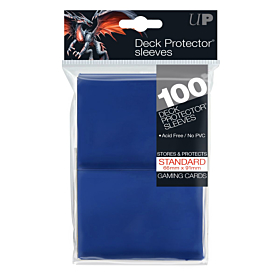 ULTRA PRO - Micas STND c/100 Azul