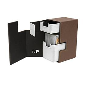 ULTRA PRO - Deck Box M2.1 Brown/White
