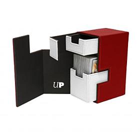 ULTRA PRO - Deck Box M2.1 Red/White