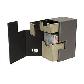 ULTRA PRO - Deck Box M2.1 Grey/Stone