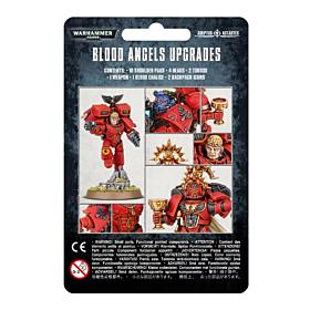 WH40K - Adeptus Astartes Blood Angels Upgrades  (Blister)