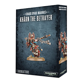 WH40K - Chaos Space Marines Kharn the Betrayer