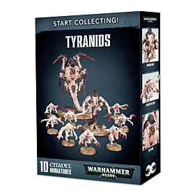 WH40K - Start Collecting! Tyranids