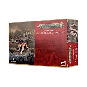 WHAOS - Orruk Warclans Marshcrawla Sloggoth
