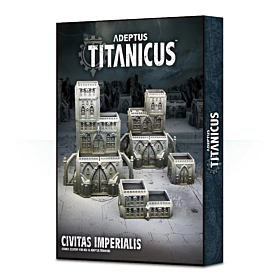 WH40K - Adeptus Titanicus Civitas Imperialis