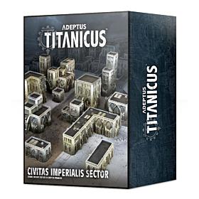 WH40K - Adeptus Titanicus Civitas Imperialis Sector