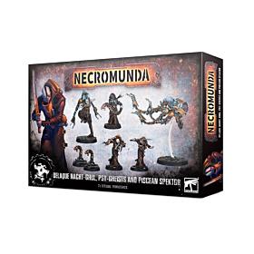 Necromunda - Delaque Nacht-Ghul, Psy-Gheists y Piscean Spektor