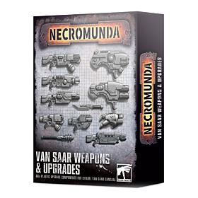 Necromunda - Van Saar Weapons & Upgrades