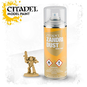 CITADEL - Aerosol Zandri Dust