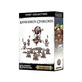 WHAOS - Start Collecting! Kharadron Overlords