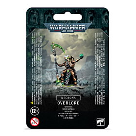 WH40K - Necrons Overlord (Blister)