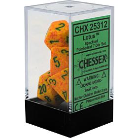 CHESSEX - Dados Poliedricos Lotus