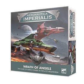 Aeronautica Imperialis - Wrath Of Angels (Inglés)