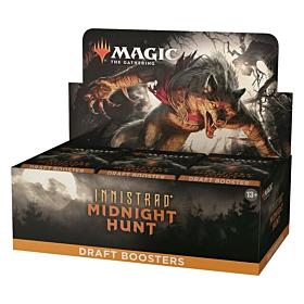 Magic the Gathering - Innistrad Midnight Hunt Draft Booster Display (Inglés)