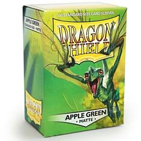 Dragon Shield - Micas STND Apple Green Matte  c/100