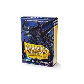 Dragon Shield - Micas Small JPN Size Night Blue Classic c/60