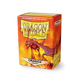 Dragon Shield - Micas STND Orange Matte c/100