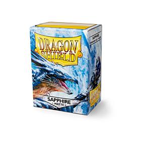 Dragon Shield - Micas STND Sapphire Matte c/100