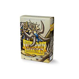 Dragon Shield - Micas Small JPN Size Ivory Matte c/60