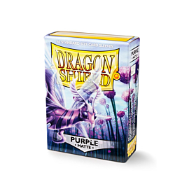 Dragon Shield - Micas STND Purple Matte c/60