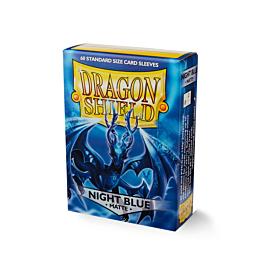 Dragon Shield - Micas STND Night Blue Matte c/60