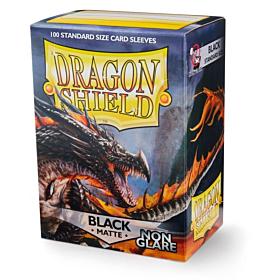 Dragon Shield - Micas STND Black Anti-reflejante Matte c/100