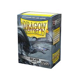 Dragon Shield - Micas STND Silver Anti- reflejante c/100