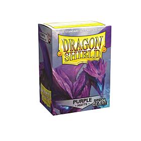 Dragon Shield - Micas STND Purple Anti-reflejante Matte c/100