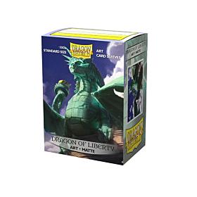 Dragon Shield - Micas STND Art Matte Dragon of Liberty c/100