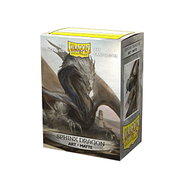 Dragon Shield - Micas STND Art Matte Sphinx Dragon c/100