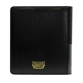 Dagon Shield - Card Codex Zipster Binder Small Black