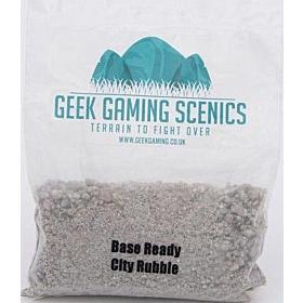 GEEK GAMING - Base Ready City Rubble