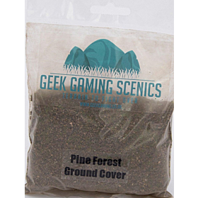 GEEK GAMING - Base Ready Pine Forest Ground Cover